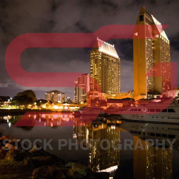 Downtown-Cityscape-Stable-Gray-Stock-Photography