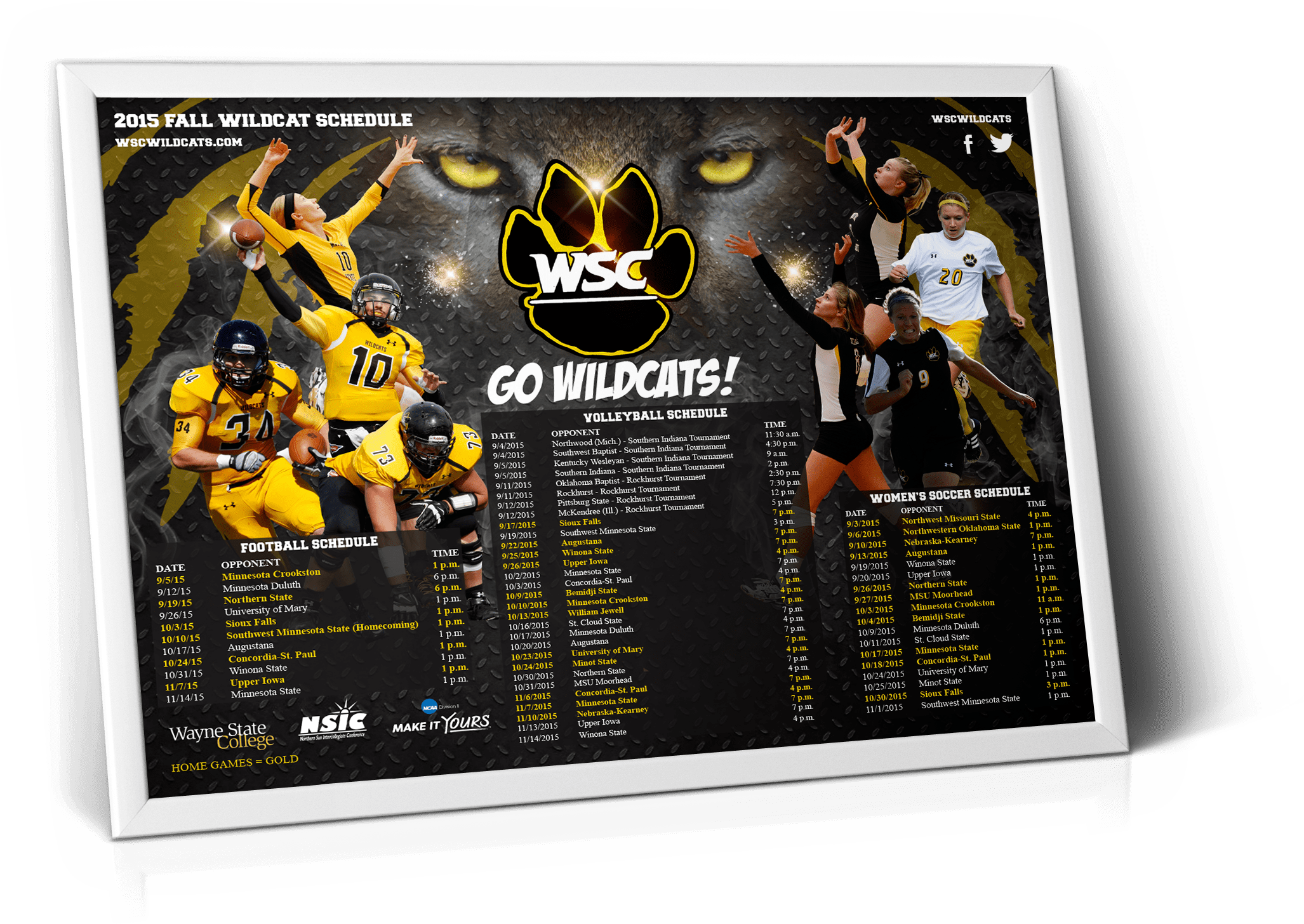 Graphic-Design-Example-Wayne-State-Schedule-Poster-MockUp